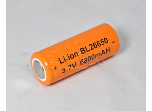 Аккумулятор 26650 Li-Ion 6800 mAh