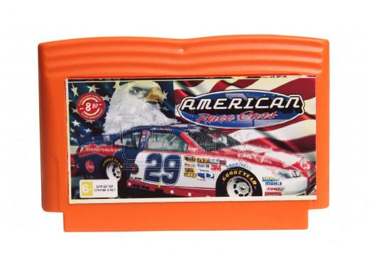 American Race Car (8 bit)