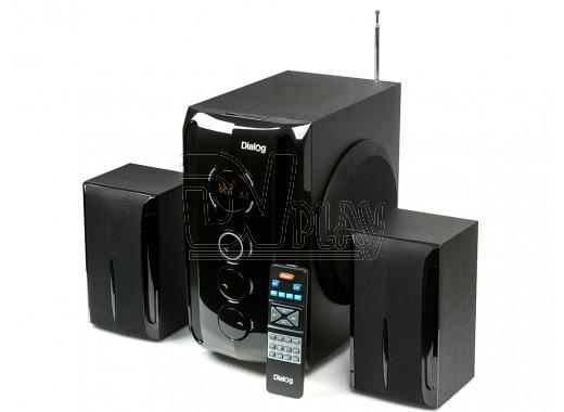Dialog AP-209 Bluetooth черная