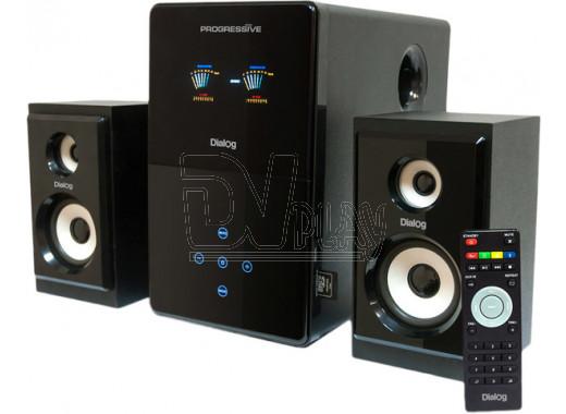 Dialog AP-220 акустика черная