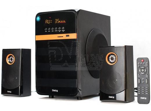 Dialog AP-240B Bluetooth черная
