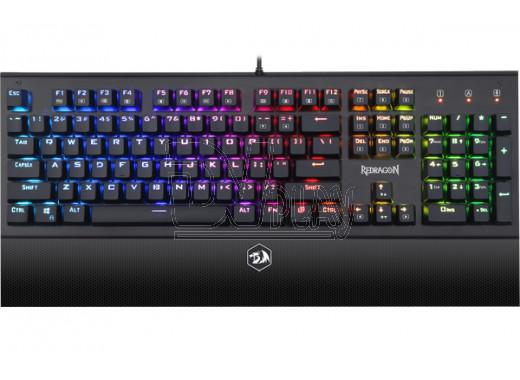 Клавиатура игровая Redragon Aryaman механическая с подсветкой