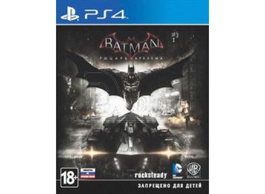 Batman: Рыцарь Архема (русские субтитры) (PS4)