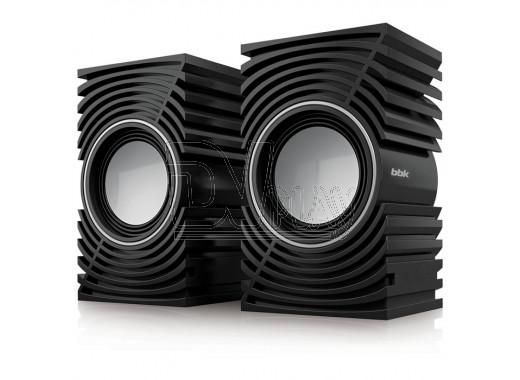 BBK CA-197S черная акустика 2.0
