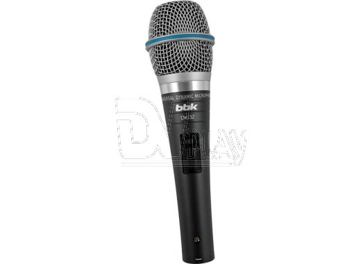 Микрофон BBK CM 132 темно-серый