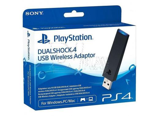 Беспроводной USB адаптер для Dualshock 4 (Wireless Adaptor)