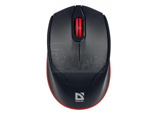 Мышь Defender MB-865 Genesis черная