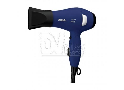 Фен BBK BHD0800 темно-синий