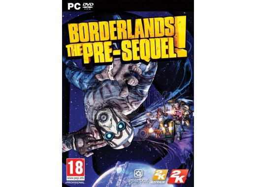 Borderlands: The Pre-Sequel (русские субтитры) (PC)