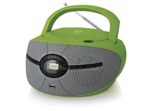Магнитола BBK BX195U зеленая