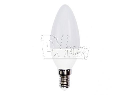 Светодиодная Лампа Perfeo C37 Е14 7Вт теплый свет