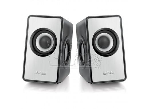 BBK CA-203S металлик акустика 2.0