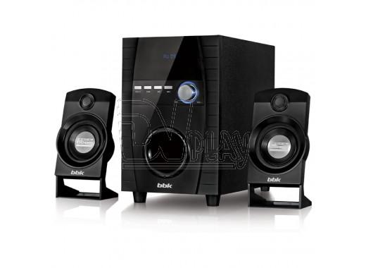 BBK CA-216S акустика 2.1 черная