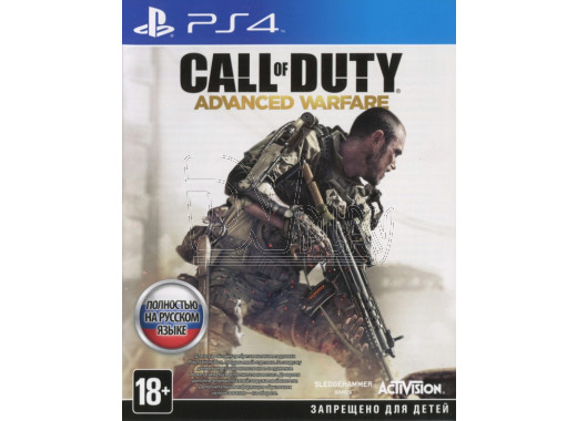 Call of Duty: Advanced Warfare (русская версия) (PS4)