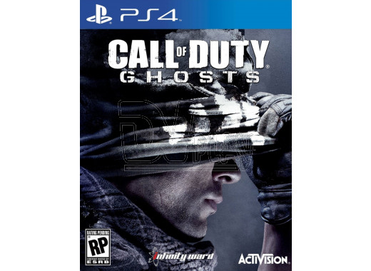 Call of Duty Ghosts (русская версия) (PS4)