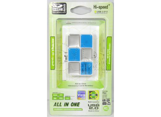 CARD READER USB 43 in 1