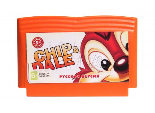 Chip & Dale (русская версия) (8 bit)