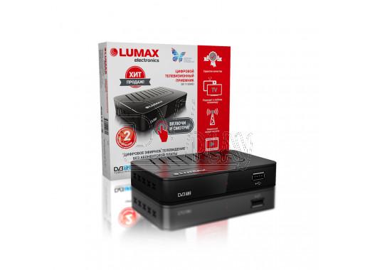 Цифровой ресивер LUMAX 1103HD + кабель 3RCA