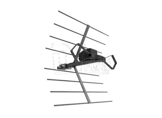 Наружная активная антенна REMO Колибри Digital БП, сетевая