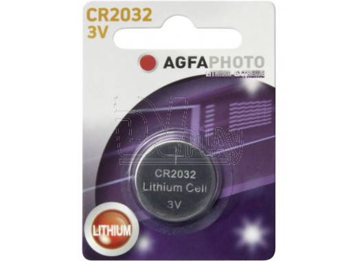 AGFA PHOTO CR2032 BP1