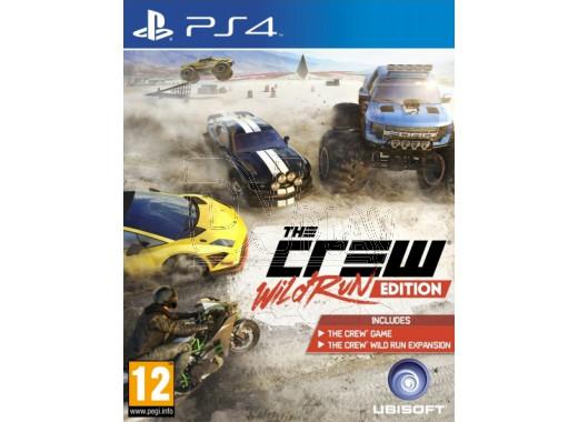 Crew. Wild Run Edition (русская версия) (PS4)