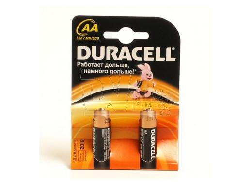 Duracell LR6 AA BP2 упаковка 2шт
