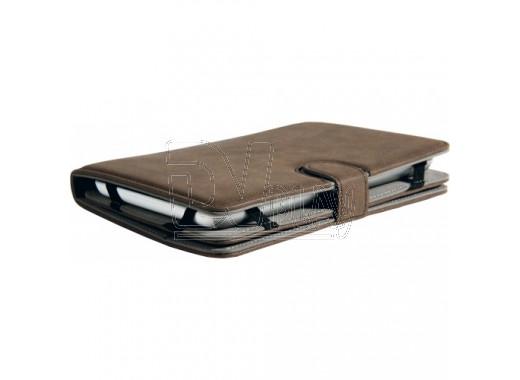 """Чехол для планшета Defender Velvet Uni 10.1"""" коричневый с подставкой"""