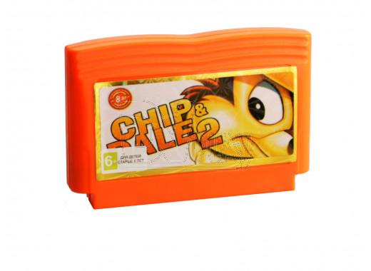 Chip & Dale 2 (русская версия) (8 bit)