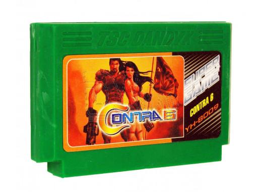 Contra 6 (8 bit)