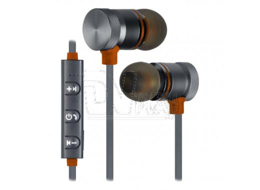 Defender OutFit B710 гарнитура Bluetooth черно-оранжевая