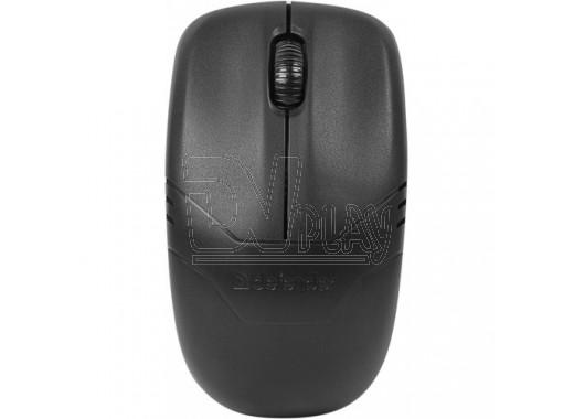 Мышь Defender MM-025 Datum черная