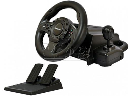 Руль для PS3/PC Defender Forsage Drift