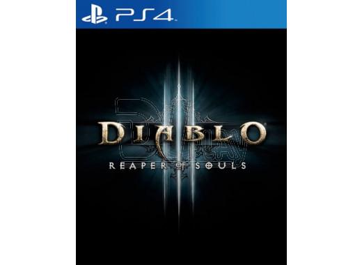 Diablo III: Reaper of Souls. Ultimate Evil Edition (русская версия) (PS4)