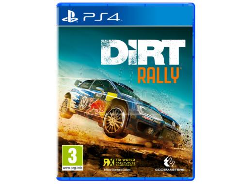 Dirt Rally - Legend Edition  (русская версия) (PS4)