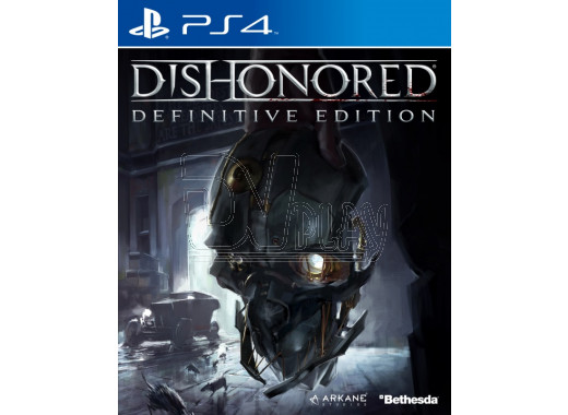 Dishonored: Definitive Edition (русские субтитры) (PS4)