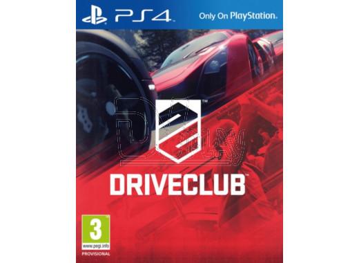 Driveclub (русская версия) (PS4)