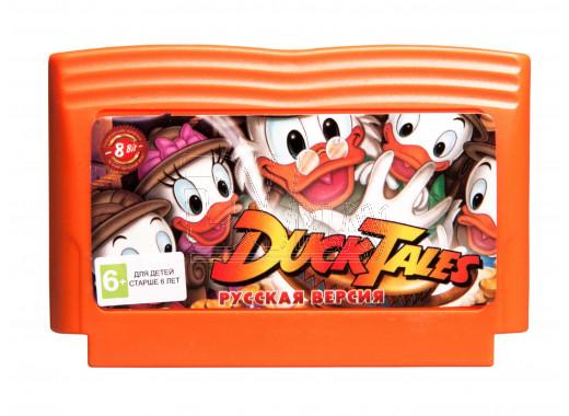 Duck Tales (русская версия) (8 bit)