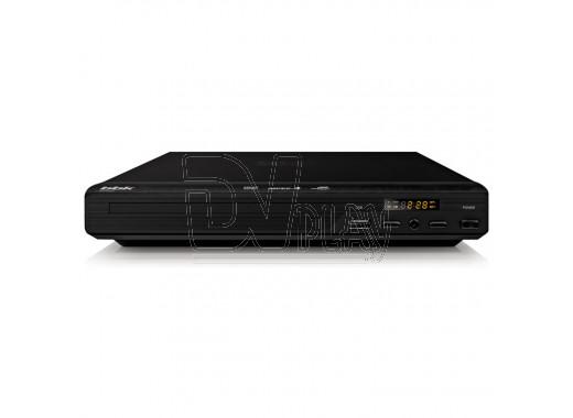 DVD плеер BBK DVP030S черный