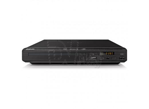 DVD плеер BBK DVP030S темно-серый