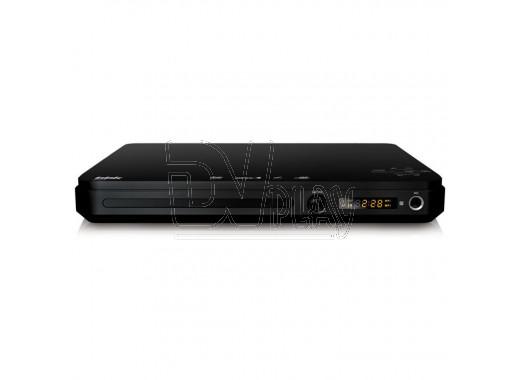 DVD плеер BBK DVP033S черный