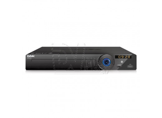DVD плеер BBK DVP034S темно-серый