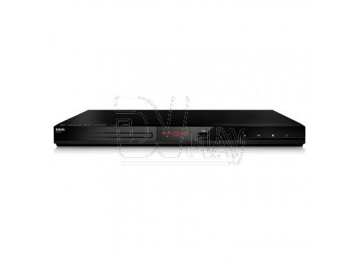 DVD плеер BBK DVP036S черный