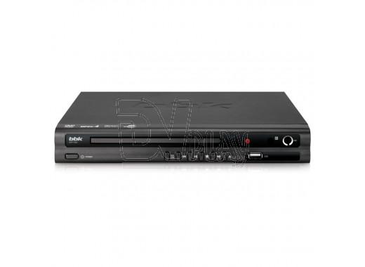 DVD плеер BBK DVP176SI темно-серый
