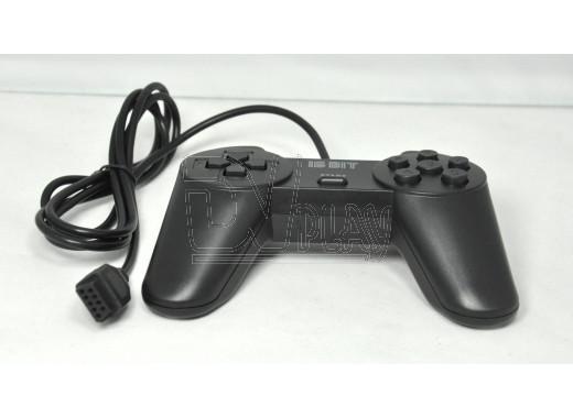 Джойстик для Sega рогатый черный