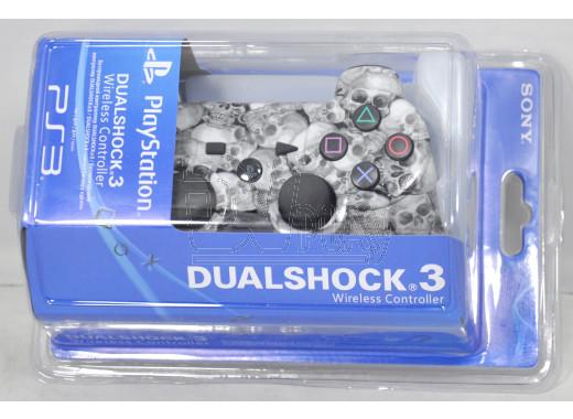 Джойстик PS3 черепа