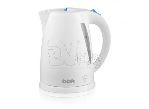 Электрический чайник BBK EK1707P белый