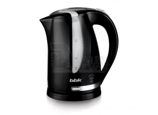 Электрический чайник BBK EK1708P черный/серый