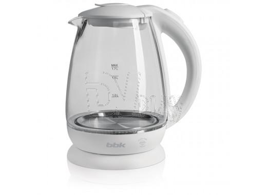 Электрический чайник BBK EK1725G белый