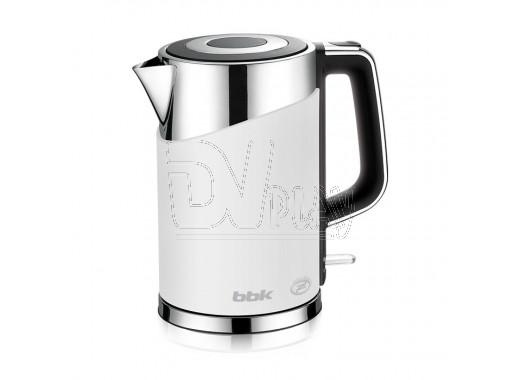 Электрический чайник BBK EK1750P белый