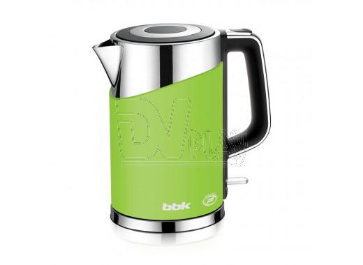Электрический чайник BBK EK1750P зеленый